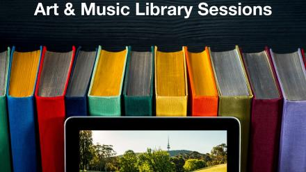 Art & Music Library Information Session