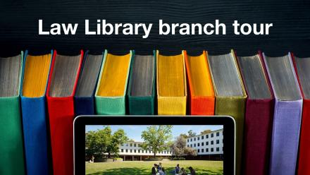 Law Library branch tour