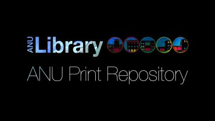 ANU Library Print Repository — 32km of resources!
