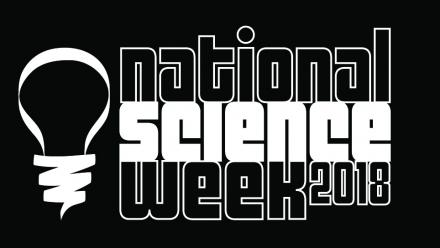 National Science Week logo 2018