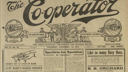 Co-operator newspaper