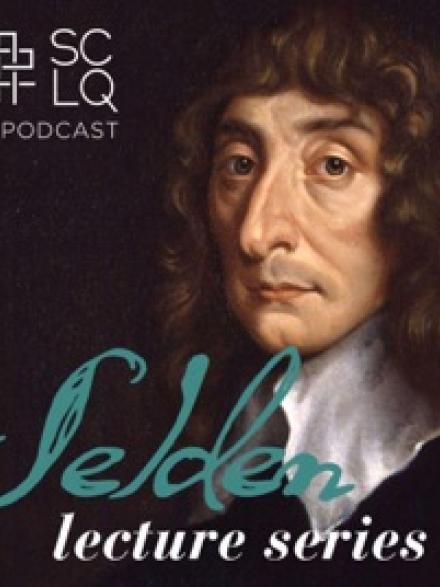 Selden lecture series podcast cover