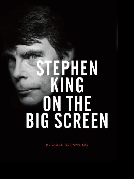 book cover: stephen king on the big screen