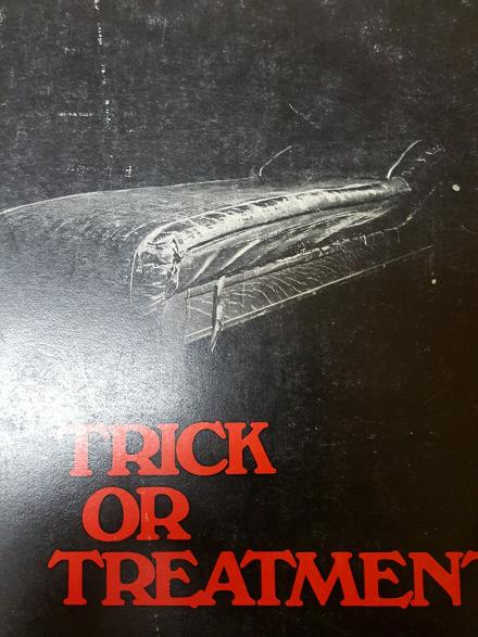 book cover: Trick or treatment: how and when psychotherapy fails