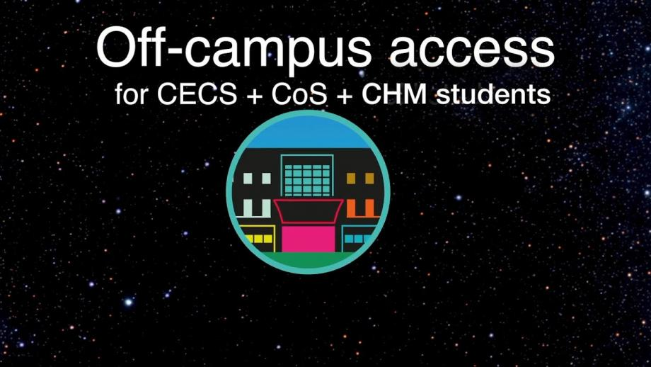 ANU Library for new students of the CECS, CoS and the CHM