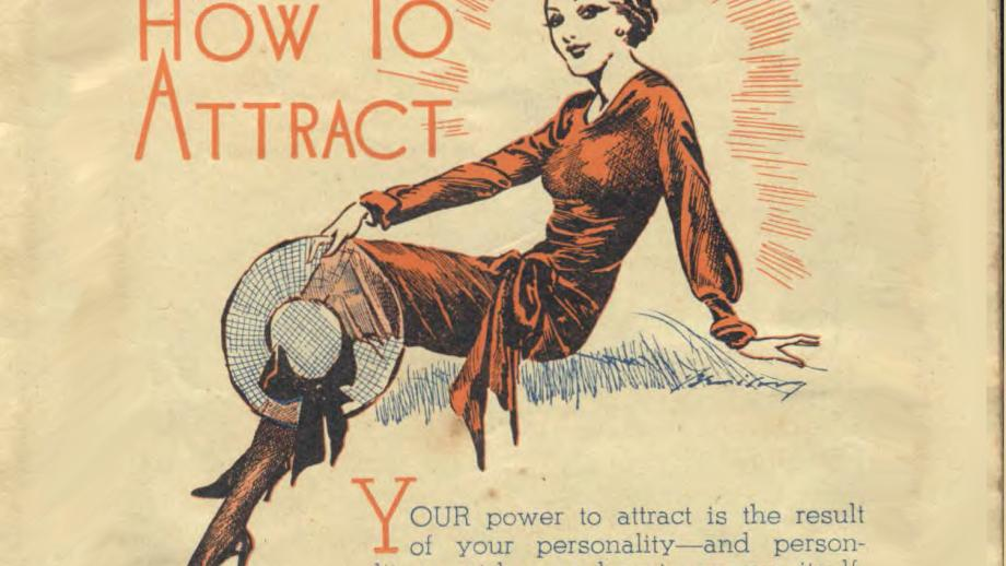 1934 Chamberlain's Limited pamphlet - 'how to attract'