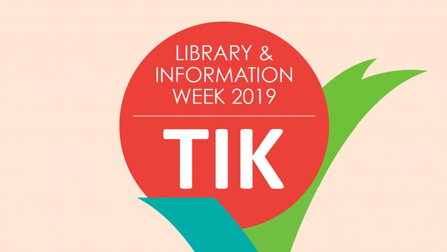 Library and Information Week - 20-26 May 2019