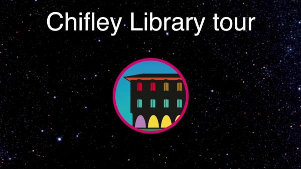 ANU Library tour - Chifley Library